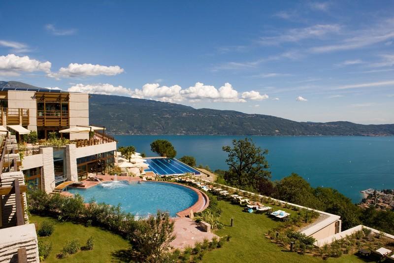 Lefay Resort & Spa Lago di Garda in Gargnano, Lake Garda, Italy