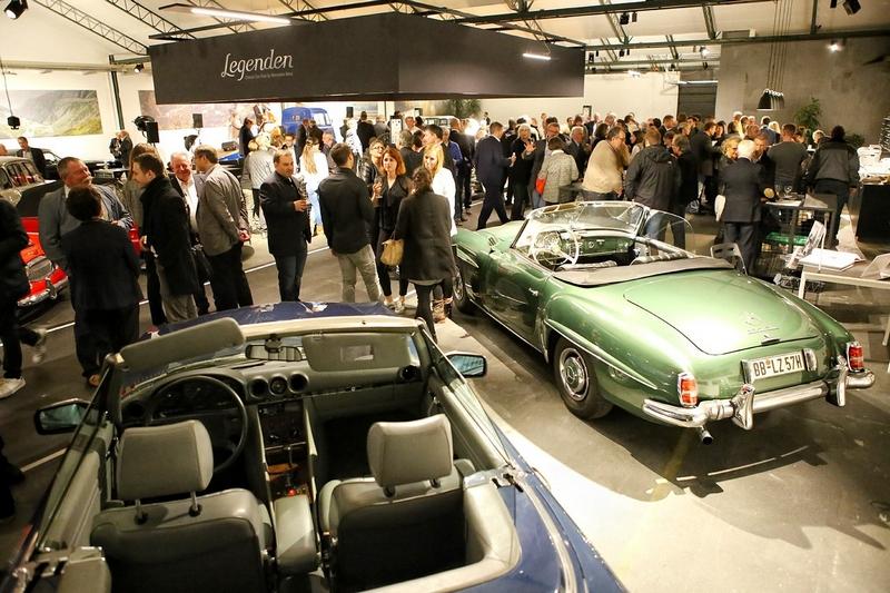Legends Classic Car Club by Mercedes-Benz-