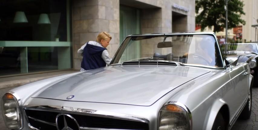 Legends Classic Car Club by Mercedes-Benz-Legenden