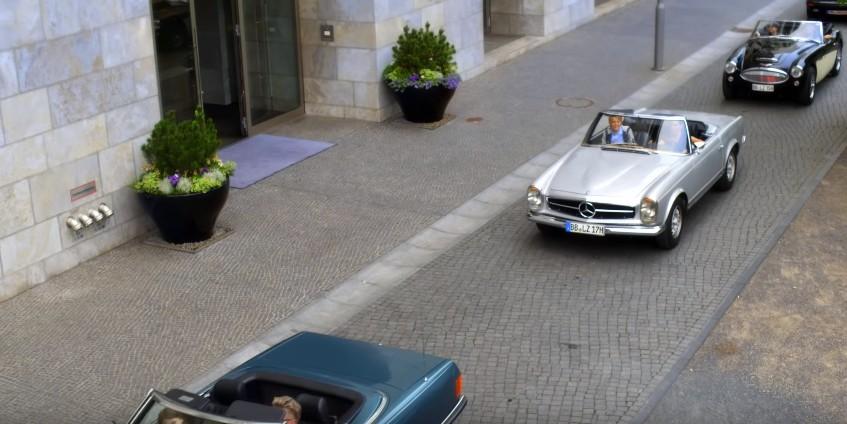 Legends Classic Car Club by Mercedes-Benz-movie