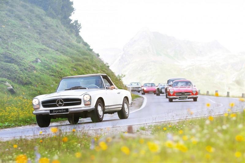 Legends Classic Car Club by Mercedes-Benz