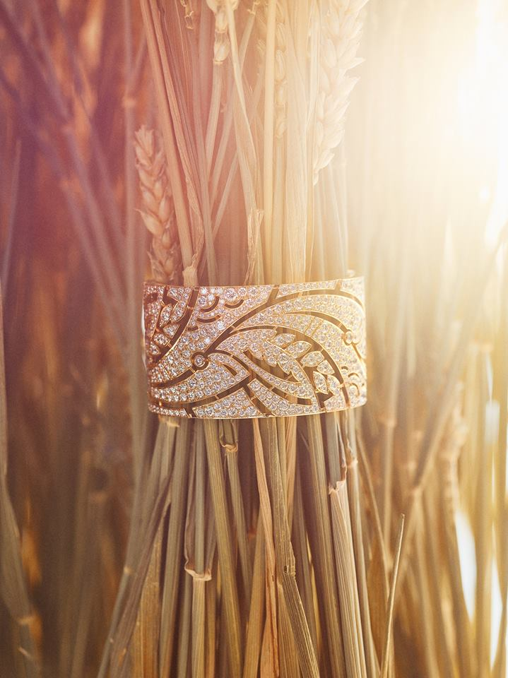 Les Blés de CHANEL, a new High Jewelry Collection inspired by wheat
