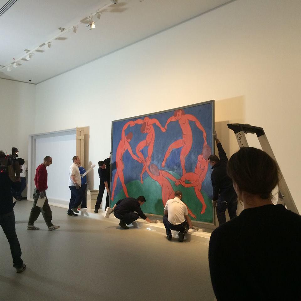 Les Clefs d'une passion - Keys to a Passion-Henri Matisse — the Dance-