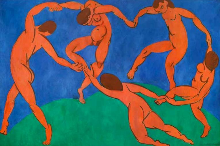Les Clefs d'une passion - Keys to a Passion-Henri Matisse — the Dance