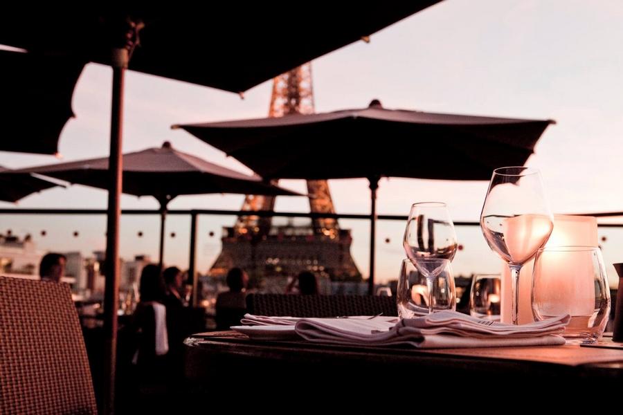 Les Ombres Paris
