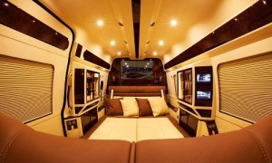Lexani Motorcars Bedroom Interior