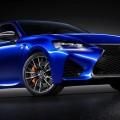 Lexus GS F sedan launch