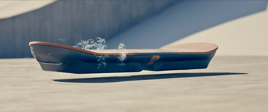 Lexus Hover 2015 model- One of the most advanced Hoverboards ever developed