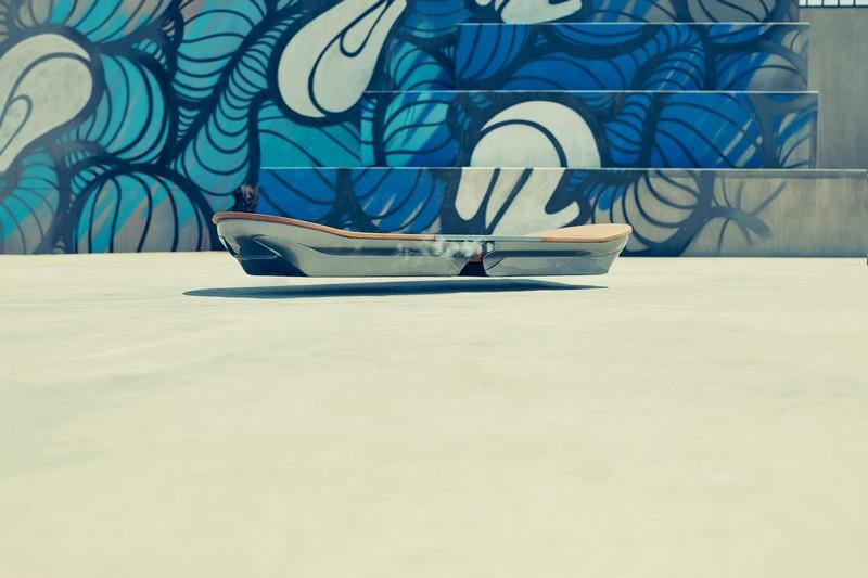 Lexus Hoverboard revealed in new film 'SLIDE'