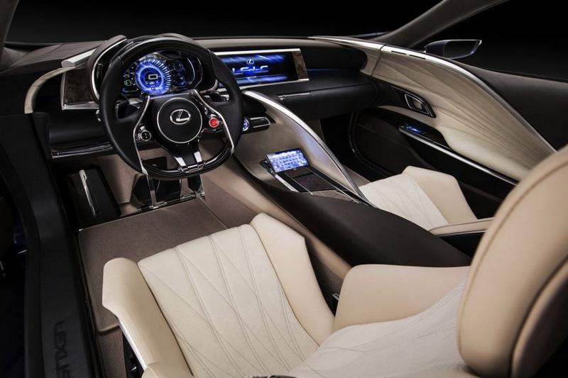 Lexus LC 500photos