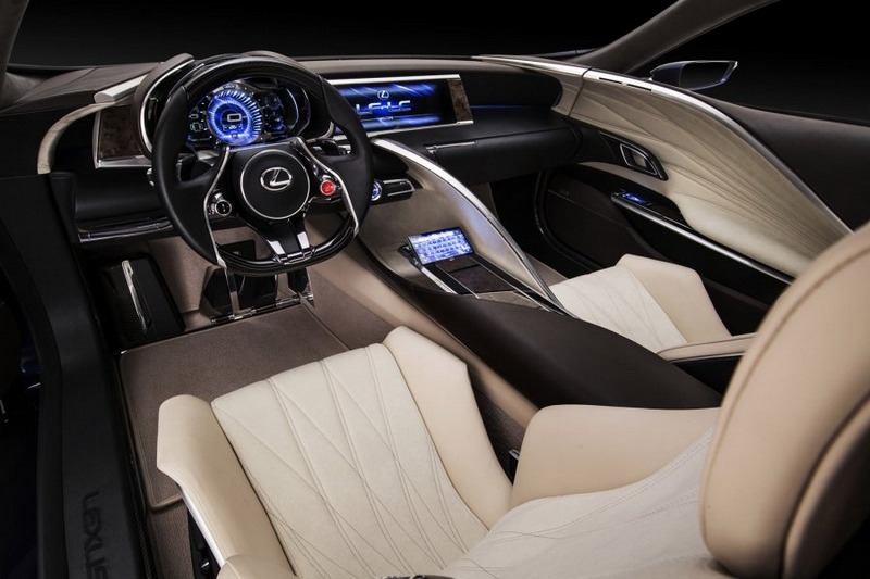 Lexus LC 500photos