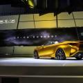 Lexus LF-C2 Concept Explores Design and Debuts at Los Angeles Auto Show-gold rush