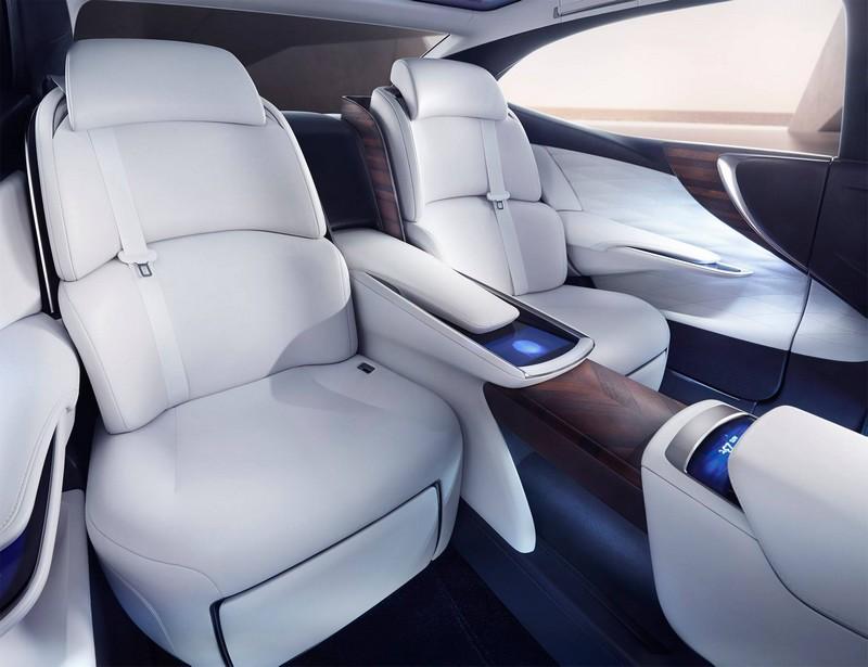 Lexus LF-FC Fuel Cell concept car