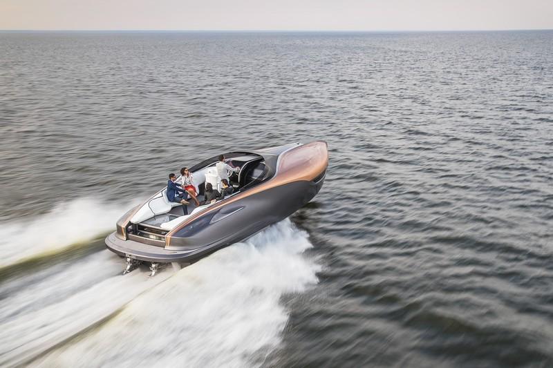 Lexus Sport Yacht Concept 2017--