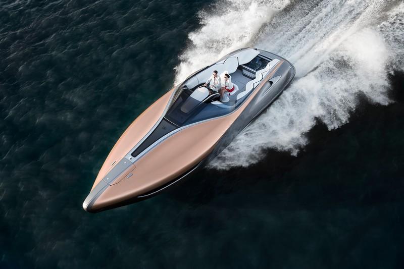 Lexus Sport Yacht Concept 2017