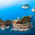 Li Galli private island for rent at Bonder&Co, another Mediterranean treat available for rent bon