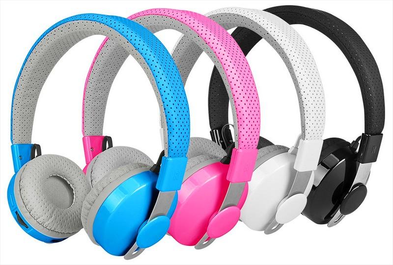 LilGadgets Wireless Bluetooth Headphones-