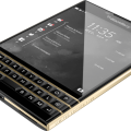Limited Edition Black & Gold BlackBerry Passport 2015 edition
