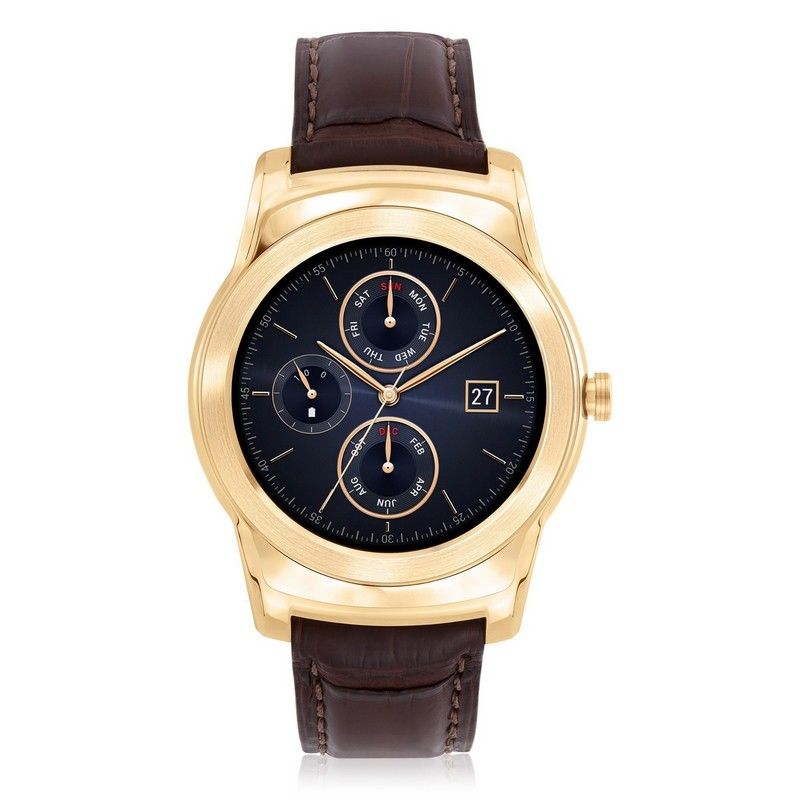 Limited Edition LG Watch Urbane Luxe is More Jewelry Than Wearable-