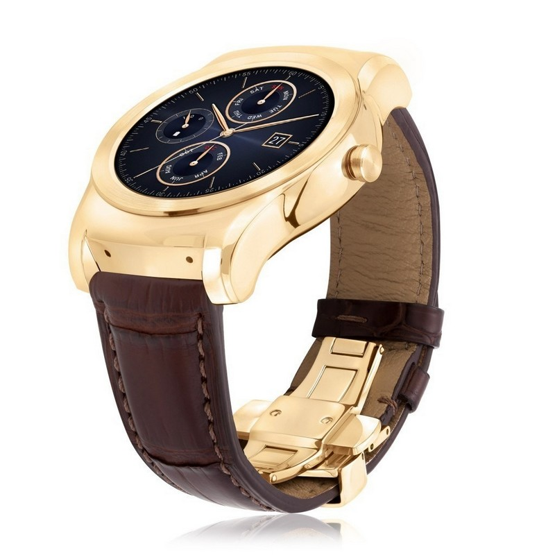 Limited Edition LG Watch Urbane Luxe is More Jewelry Than Wearable-001