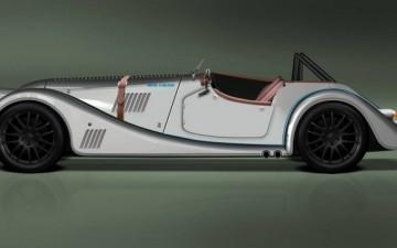 Limited Edition Morgan Plus 8 Speedster for Morgan's centenary