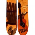 Limited edition Jimmy Buffett Margaritaville Skis 2014 Collection -