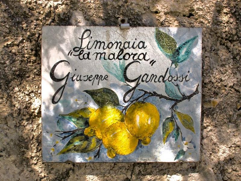 Limonaia LA Malora Gargnano, Lago di Garda