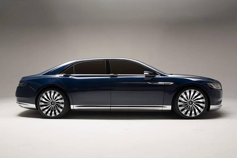 Lincoln Continental 2015 concept-