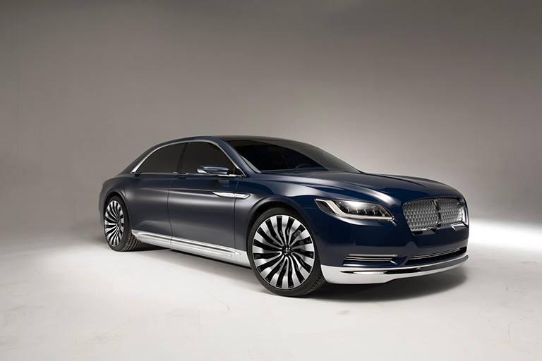 Lincoln Continental 2015 concept--