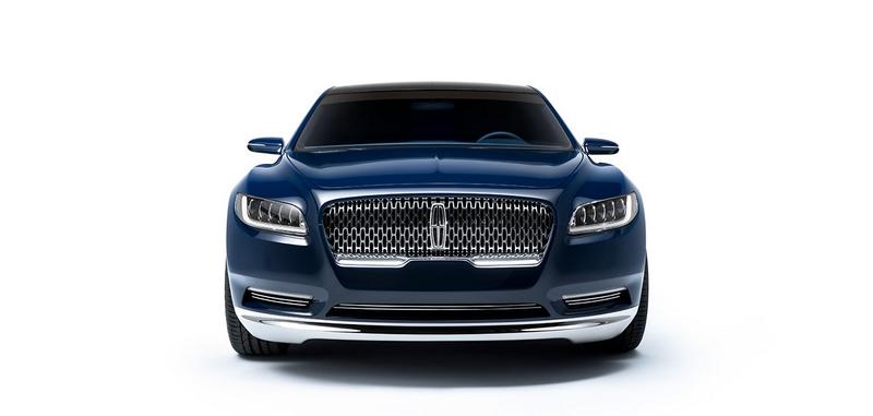 Lincoln Continental 2015 concept car