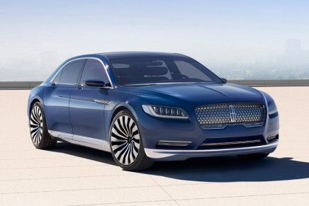 """The revived Lincoln Continental to showcase the future of """"quiet luxury"""""""