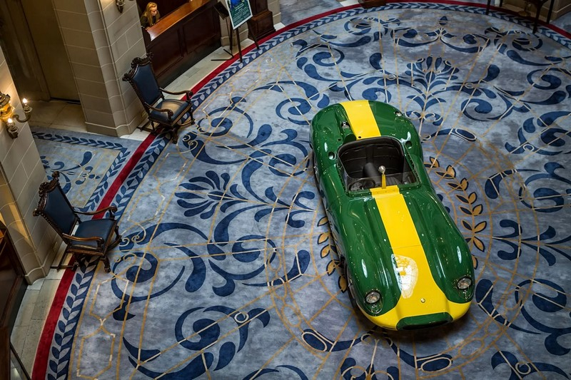 Lister Jaguar Stirling Moss Edition 2016-2luxury2-com