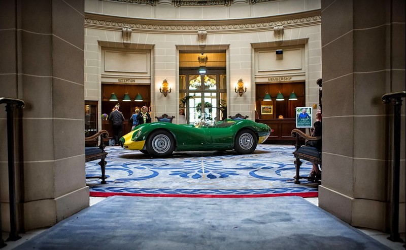 Lister Jaguar Stirling Moss Edition 2016-2luxury2-limited edition luxury car-