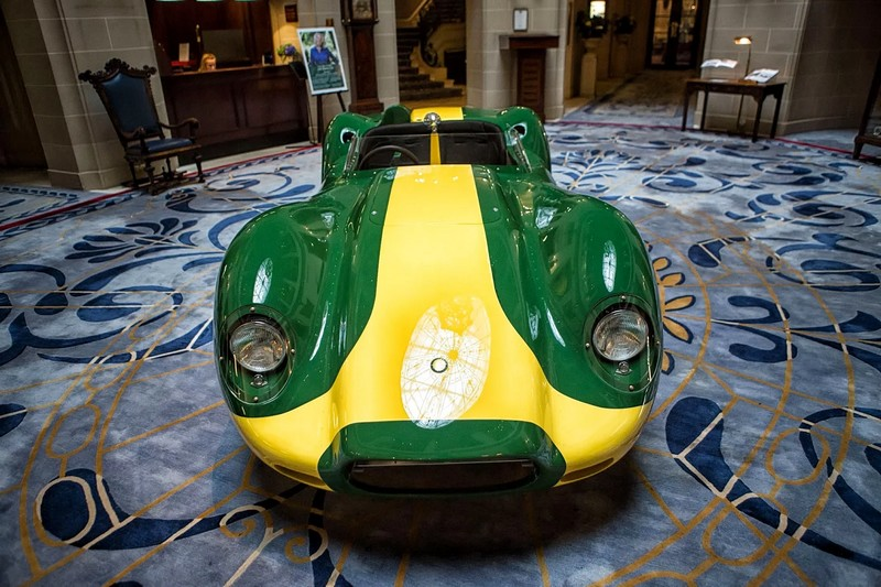 Lister Jaguar Stirling Moss Edition2016-