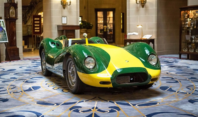 Lister Jaguar Stirling Moss Edition2016