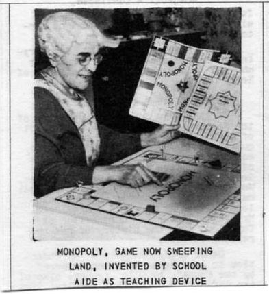Lizzi Magie - The Monopoly Inventor
