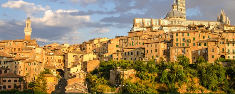 Location for weddings in Siena - find out why the Hotel Garden can be the perfect choice