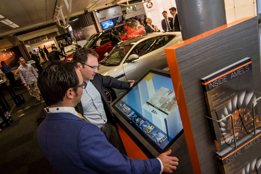 London Yacht Jet & Prestige Car Show 2015-amels