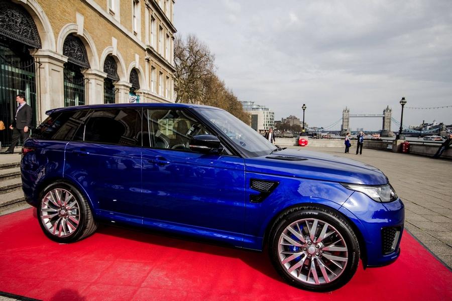 London Yacht Jet & Prestige Car Show 2015-cars section