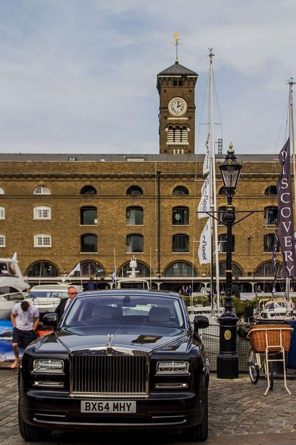 London Yacht Jet & Prestige Car Show 2015-cars