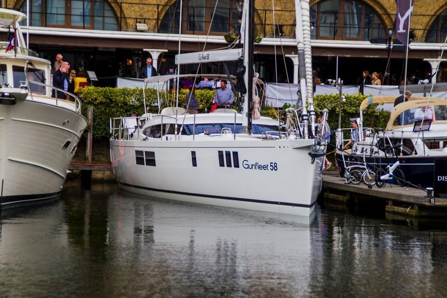 London Yacht Jet & Prestige Car Show 2015-gunfleet 58