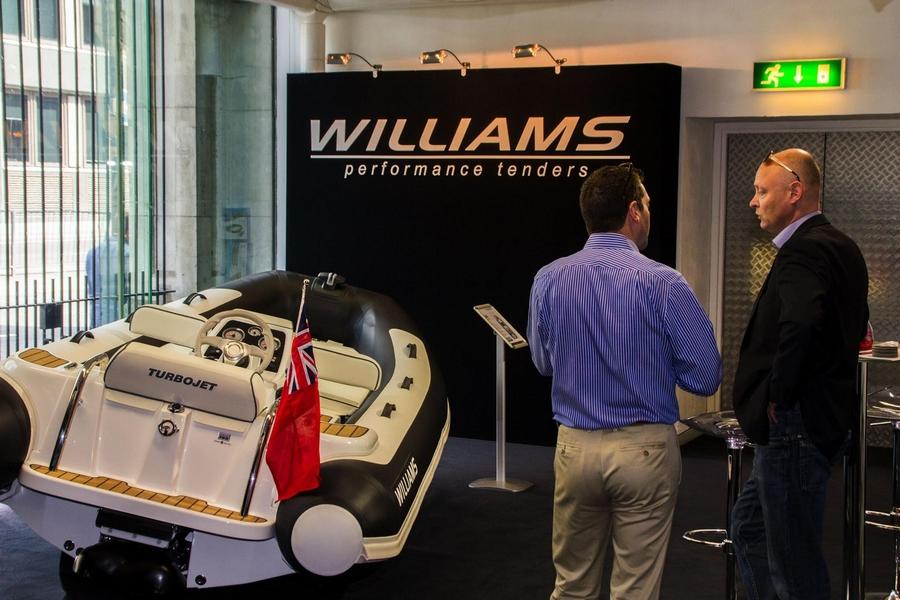 London Yacht Jet & Prestige Car Show 2015-williams