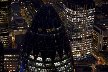 Where's Best for Business in London?