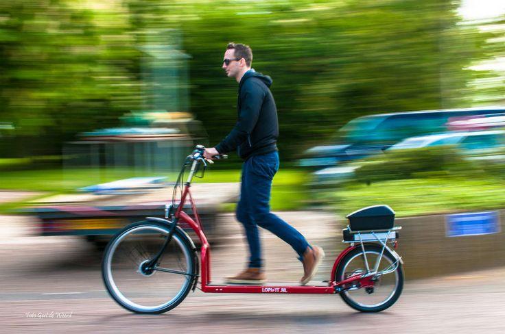 Lopifit - Electric Walking Bike-