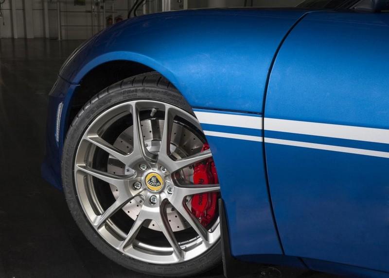 Lotus's new Hethel Edition Evora 400 details