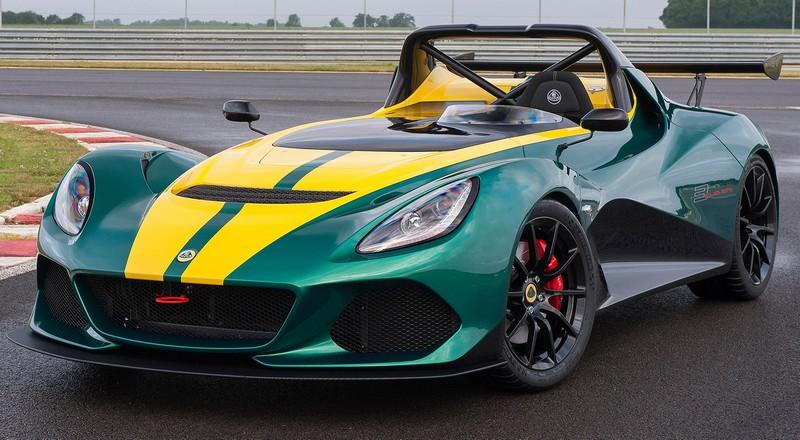 Lotus 3-Eleven -