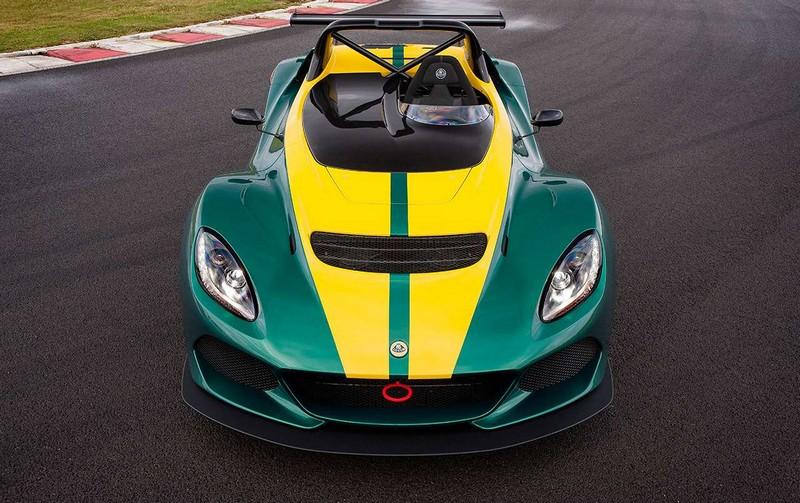 Lotus 3-Eleven car