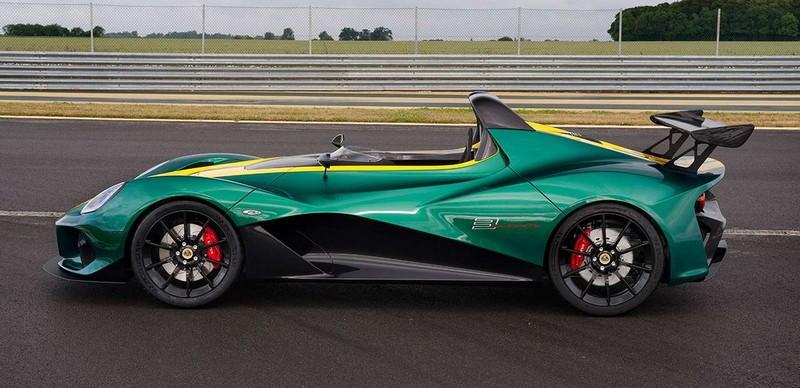 Lotus 3-Eleven profile