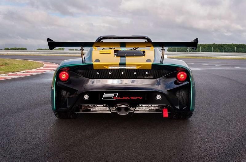 Lotus 3-Eleven rear