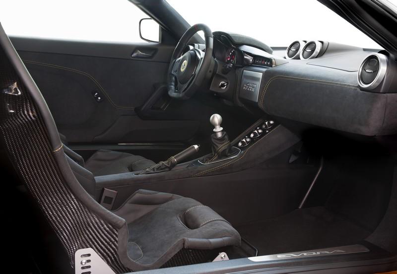 Lotus Evora Sport 410-int